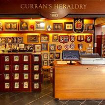 Currans Heraldry, Limerick, Ireland
